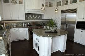 Kitchen With White Cabinets Kitchen With White Cabinets Free Home Decor