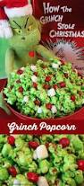 the best grinch christmas treats for a holiday party