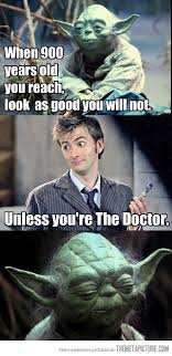 Doctor Who Memes Funny - we may not know yoda s species but it is pretty obvious that he