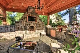 outdoor k che mauern grillkamin freien gestalten selber bauen outdoor küche hofküche