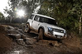 jeep defender 2016 land rover defender will reportedly be a high tech off road demon