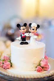 mickey minnie cake topper mickey and minnie mouse wedding cake topper a unique and mickey