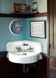 vintage corner bathroom sink imperfect perfection why the little things gone wrong can be oh so
