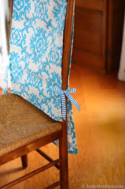 how to make a dining room chair easy sew decorating how to make dining room chair runner