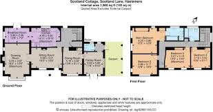 4 bedroom detached house for sale in scotland lane haslemere