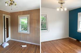 how to paint wood paneling how to paint wood paneling curated couple