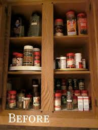 Spice Cabinet Organization Beautiful Spice Cabinet Organization On Spice Cabinet Organization