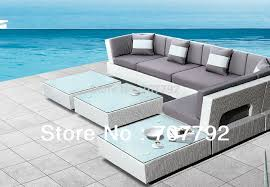 Cheap Modern Patio Furniture by Online Get Cheap Patio Sectional Set Aliexpress Com Alibaba Group