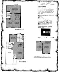 Ideal Homes Floor Plans Mid Century Modern And 1970s Era Ottawa Carriage Homes And Other