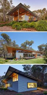 best ideas about cool roof pinterest bamboo architecture archterra architects have designed the bush house home surrounded australian bushland
