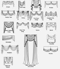 Swag Valances For Windows Designs Window Swags And Valance Styles Offered By Cj Interiors Newport