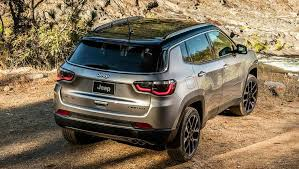 jeep compass length jeep compass 2018 review carsguide