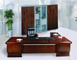 L Shape Table Classical High End Office Furniture With L Shape Wooden Desk Table