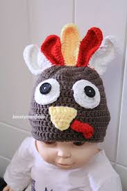 turkey hat hat newborn thanksgiving hat crochet turkey hat newborn photo prop
