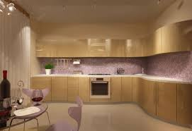 purple kitchen cabinets modern kitchen color schemes
