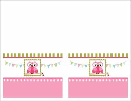 free baby shower invitation blank templates girls invitation