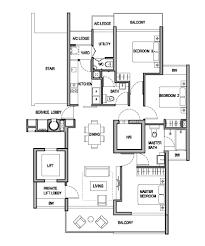holland residences floor plan holland residences reflections at keppel bay villa for sale