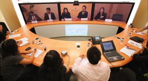 telepresence managed services public room and internetworking