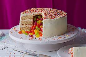 surprise pinata cake cake ideas tesco real food