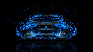 bmw black car wallpaper hd bmw csl hommage back fire abstract car 2015 el tony
