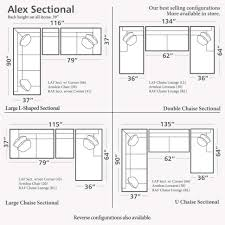 Dimensions Of A Couch Sofas Center Standard Sofa Length Lsect Dr2 Of Tablestandard