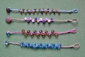 bead braid bracelet images Glass bead braided bracelets 15 diy bracelet jpg