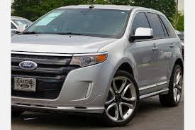 ford athens ga used ford edge for sale in athens ga edmunds
