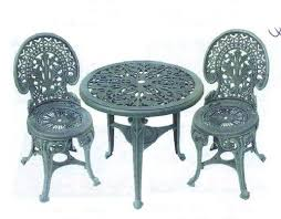 Antique Wrought Iron Outdoor Furniture by Victorian Wrought Iron Patio Furniture Antique Wrought Iron Patio