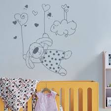 stickers chambres bébé sticker chambre bebe garcon