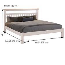 5ft Bed Frame Hamshire 5ft King Bed Frame Ger Gavin Bedroom Furniture Dining