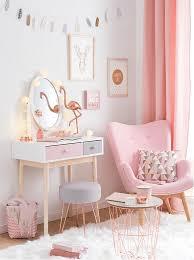 deco chambre filles relooking et décoration 2017 2018 tendance déco cuivre moderne