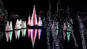 columbus zoo christmas lights columbus zoo wild lights 2015 youtube