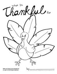i m thankful for thanksgiving coloring and craft page