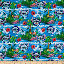 disney lilo and stitch hawaiian nights multi bright discount