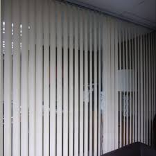 Waterproof Blinds Easy Spinning Aluminum Vertical Blinds Office Partitions Bathroom