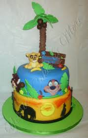 baby lion king edible cake image baby care