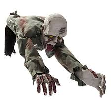 moving halloween props amazon com marelight electronic crawling light sensored halloween