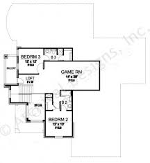 the bradford house plan home plans by archival designs