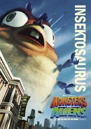 monsters aliens