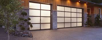 Glass Overhead Garage Doors Garage Doors Modern Glass Garage Doors Deluxe Door Systems
