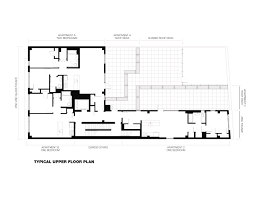 Studio Plans by Gallery Of Nitehawk Cinema And Apartments Caliper Studio 22