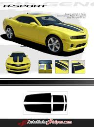 2010 camaro 2ss rs package 34 best chevy camaro vinyl graphics stripes decals by