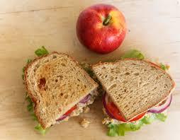 chickpea walnut sandwich rdelicious kitchen culinary nutrition