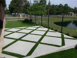 Patio Artificial Grass Want To Make Your Patio Stand Out Synthetic Greenscapes