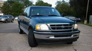 1999 ford f150 green 8999 madrides 2010