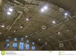 Celing Window Warehouse Lighting Stock Photo Image 37107070