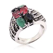 emerald rings wholesale images 925 sterling silver jewelry wholesale thailand silver gemstone gif