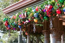 holidays decorations at the magic kingdom 2012 photo 1 of 27