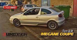renault megane 2003 renault megane coupe tuning by lenzdesign