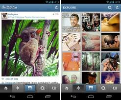 instagram for android how to use instagram on android